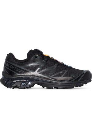 Salomon Black XT-6 low top sneakers