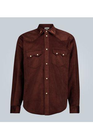 Phipps Rockhound corduroy shirt