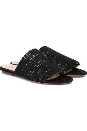 Alaïa Suede sandals