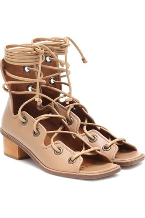 Stella McCartney Maia faux-leather sandals