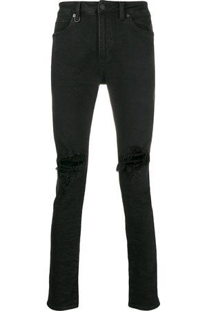 NEUW Jeans slim con detalles rasgados