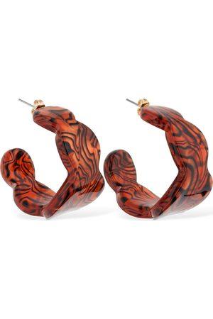 VALET STUDIO Lea Hoop Earrings
