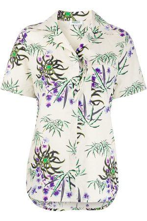 Kenzo Floral-print shirt