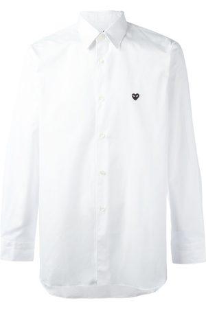 Comme des Garçons Camisa con minicorazón