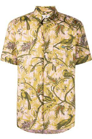 Vivienne Westwood Camisa con motivo de paraíso