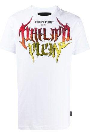 Philipp Plein SS Rock PP graphic-print T-shirt