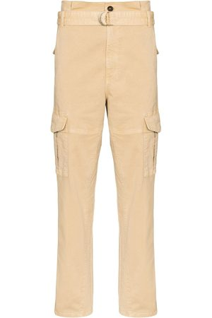 Frame Safari high-rise cargo trousers