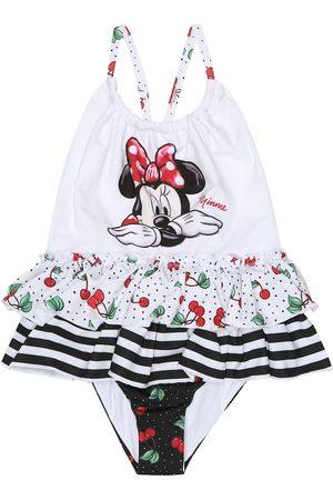 MONNALISA X Disney® printed swimsuit