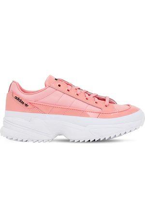 """adidas Sneakers """"kiellor"""" De Piel Revestida"""
