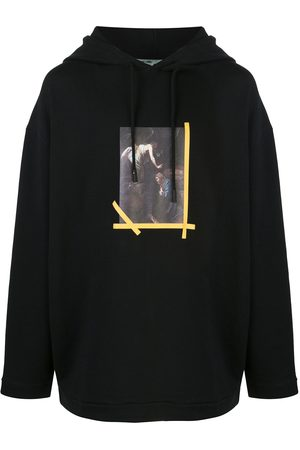 OFF-WHITE Sudadera Figures of Speech de x MCA