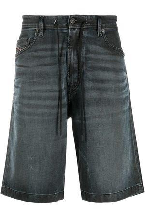 Diesel Pantalones vaqueros cortos con cordones