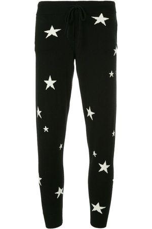 Chinti And Parker Pants con motivo de estrellas
