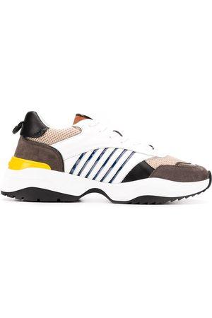 Dsquared2 D24 colour-block sneakers