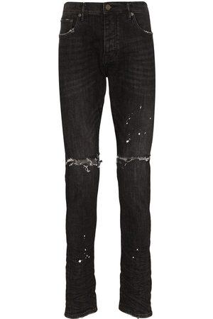 Purple Brand Jeans rasgados en las rodillas