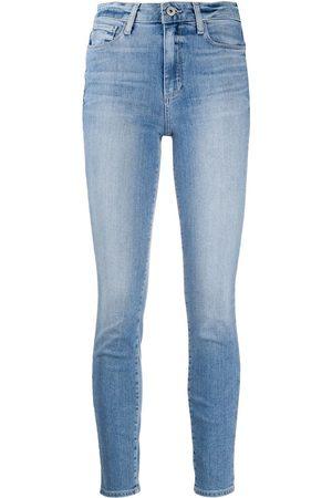 Paige Skinny jeans con tiro alto