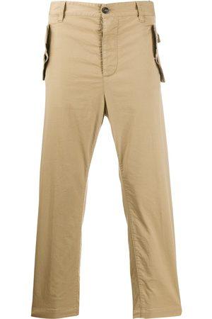 Dsquared2 Pantalones tipo chino con detalle de bolsillo