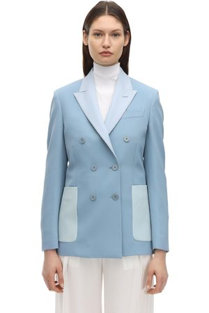 Stella McCartney Tailored Stretch Wool Jacket