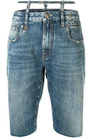 R13 Shorts de mezclilla Ollie