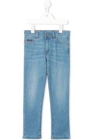 Dolce & Gabbana Jeans - Jeans con diseño de cinco bolsillos