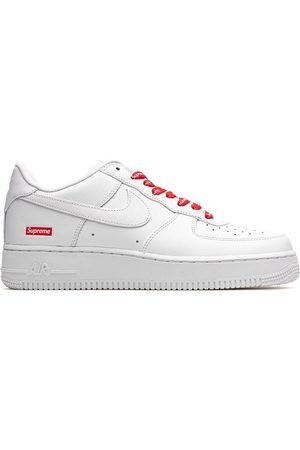 Nike Hombre Tenis - Tenis Air Force 1 de x supreme