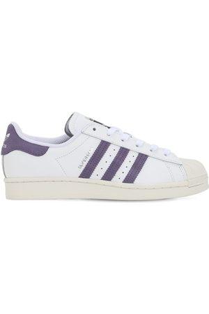 "adidas Sneakers ""superstar"" De Piel"