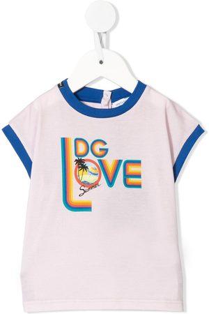 Dolce & Gabbana DG love T-shirt
