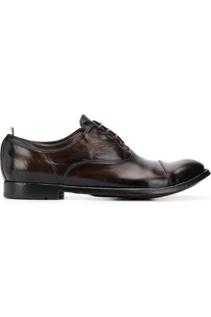 Officine creative Zapatos oxford con agujetas
