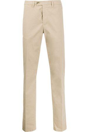 CANALI Pantalones chinos rectos