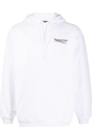 Balenciaga Sudadera con capucha y logo