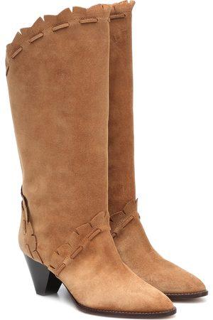 Isabel Marant Leesta suede boots