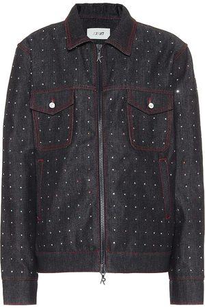 Kirin Embellished denim jacket