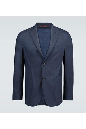 THE GIGI Angie single-breasted suit jacket