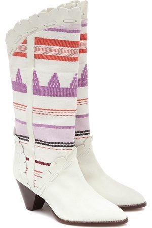 Isabel Marant Leesta cowboy boots