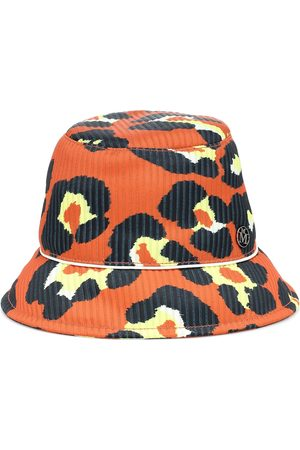 Le Mont St Michel Souna printed bucket hat