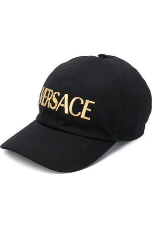 VERSACE Mujer Gorras - Gorra con logo bordado