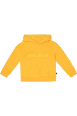 Woolrich Logo cotton-jersey hoodie