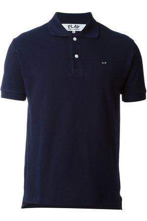 Comme des Garçons Hombre Polos - Mini heart polo shirt