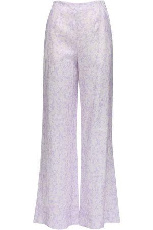 "Peony Pantalones ""lavender Vacation"""