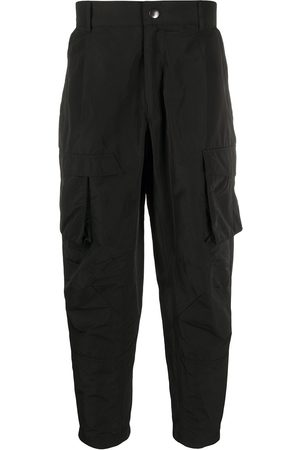 Givenchy Pantalones tapered estilo cargo
