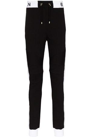 Balmain Pants con logo