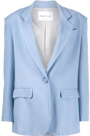Hebe Studio Blazer de vestir con botones