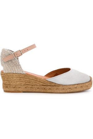 Kurt Geiger London Mujer Alpargatas - Minty low wedge heel espadrilles