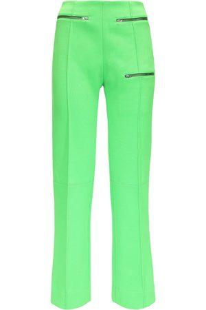 Kwaidan Editions Pantalones De Jersey Con Pierna Slim