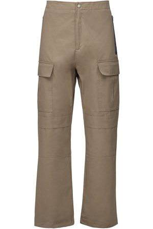 A-A ARTICA-ARBOX Pantalones Cargo De Algodón