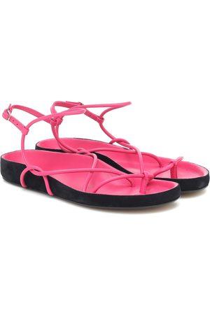 Isabel Marant Enador leather sandals