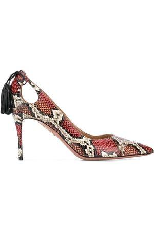 Aquazzura Mujer Stiletto - Zapatillas Forever Marilyn de 85mm