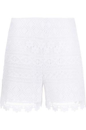 VIVETTA Shorts con paneles en contraste