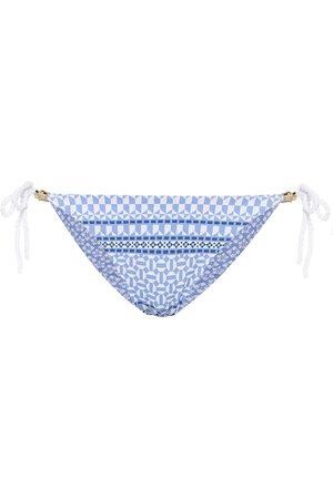 Heidi Klein Malta reversible bikini bottoms