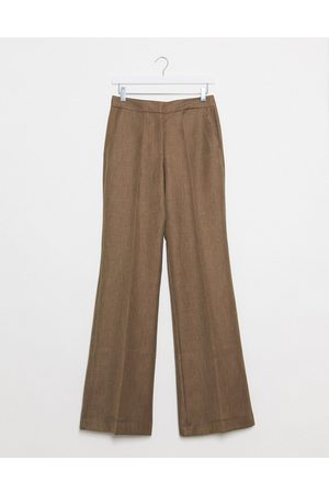 ASOS 70s dream wide leg trousers