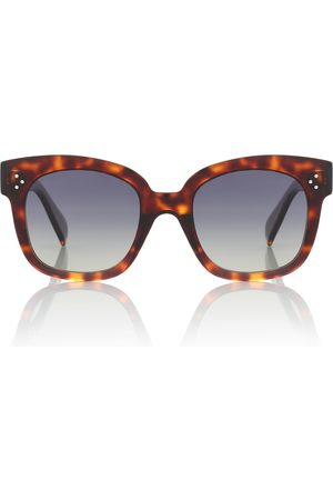 Céline Oversized cat-eye sunglasses